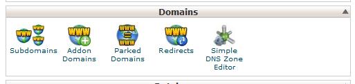 Quản lý domain - Tên miền